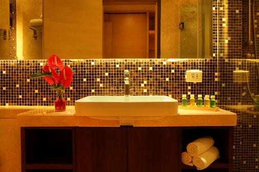 The Metropolitan Hotel and Spa New Delhi - New Delhi - Bathroom