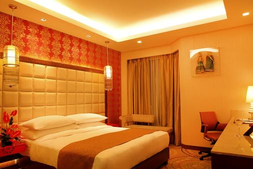 The Metropolitan Hotel and Spa New Delhi - New Delhi - Bedroom