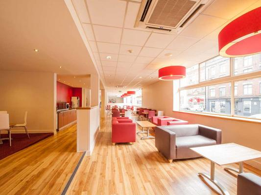 Travelodge Manchester Central - Mánchester - Lounge