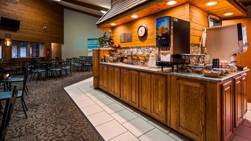 Best Western Maritime Inn - Sturgeon Bay - Buffet