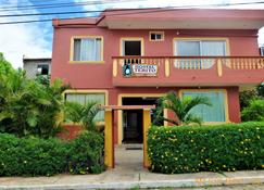 特利托賓館 - Puerto Baquerizo Moreno - 建築