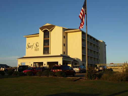 Surf Side Hotel - Nags Head - Building