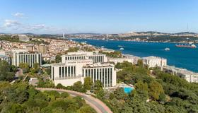 Swissotel The Bosphorus Istanbul - Istanbul - Näkymät ulkona