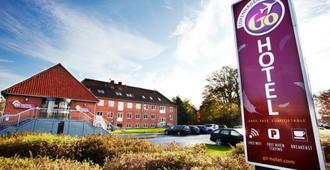 Copenhagen Go Hotel - Kastrup