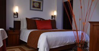 Hotel Plaza Victoria - Ibarra - Bedroom
