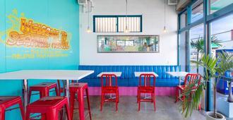 Seawall Hostel - Chatan - Restaurant