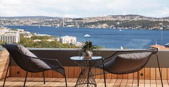 Gezi Hotel Bosphorus, Istanbul, a Member of Design Hotels - Istanbul - Balcony