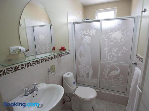 Hotel Las Gardenias - Cuenca - Bathroom