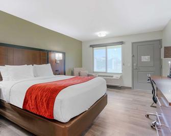 Comfort Inn - Antioch - Спальня
