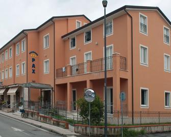 Residence Pax - Ameglia - Gebäude