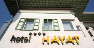 Hotel Hayat - Sarajevo - Building