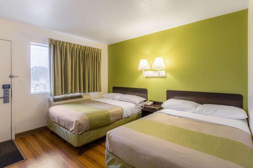 Motel 6 Green Bay - Vịnh Xanh (Green Bay) - Phòng ngủ