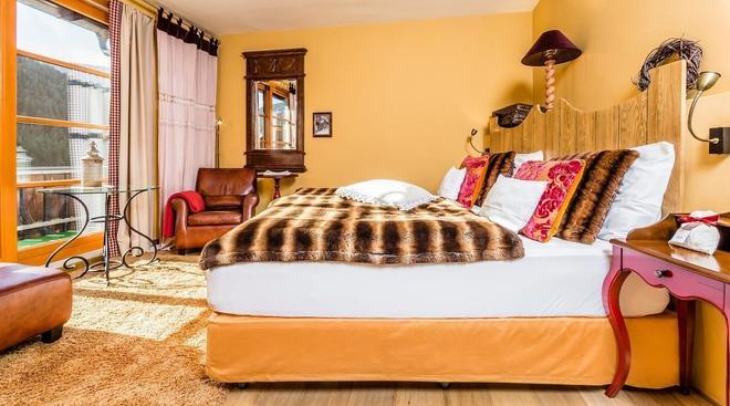 Engel Gourmet & Spa - Nova Levante - Habitación