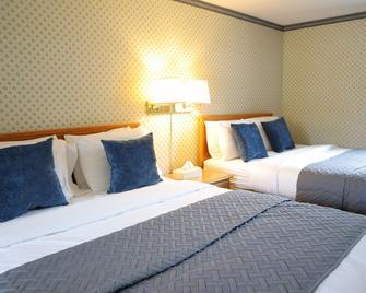 Villager Motel - Bartlett - Bedroom