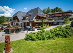 Albtalblick Hotel - Restaurant - Hausern - Building