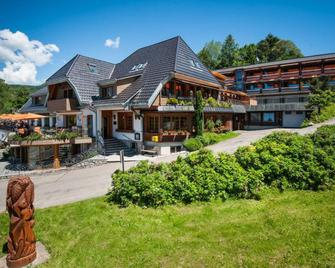 Albtalblick Hotel - Restaurant - Hausern - Edificio