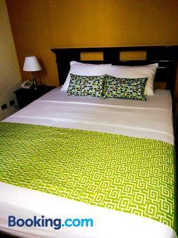Hotel Residencial Cervantes - David - Bedroom