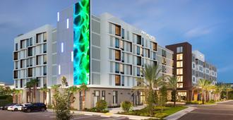 SpringHill Suites by Marriott Orlando at Millenia - Orlando - Building