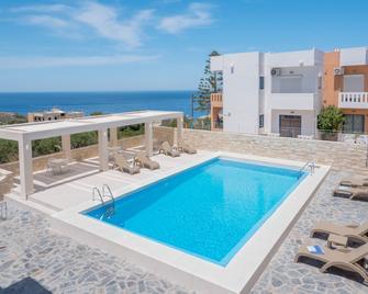 Villa Alexander - Agia Marina - Pool