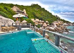 Koh Tao Bamboo Huts - Ko Tao - Pool