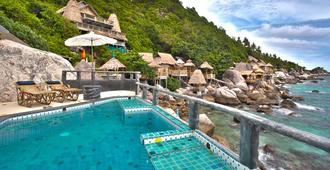 Koh Tao Bamboo Huts - Ko Tao - Svømmebasseng