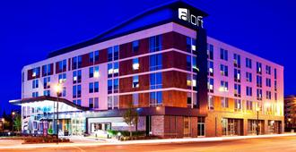 Aloft Milwaukee Downtown - Milwaukee - Rakennus