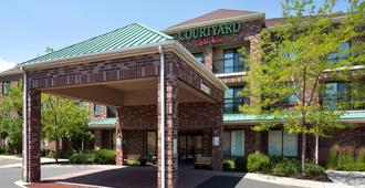 Courtyard by Marriott Salt Lake City Airport - Salt Lake City - Gebäude
