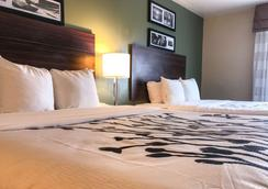 Sleep Inn and Suites Shepherdsville Louisville South - Shepherdsville - Bedroom
