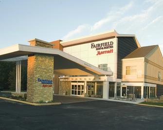 Fairfield Inn & Suites by Marriott Chesapeake Suffolk - Chesapeake - Building
