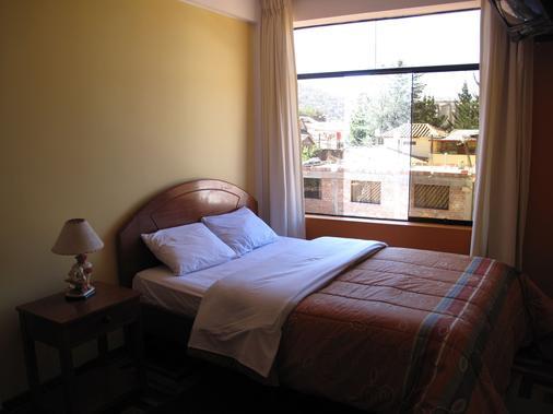 Casa De Mamá Cusco - Recoleta - The Central House - Cusco - Makuuhuone