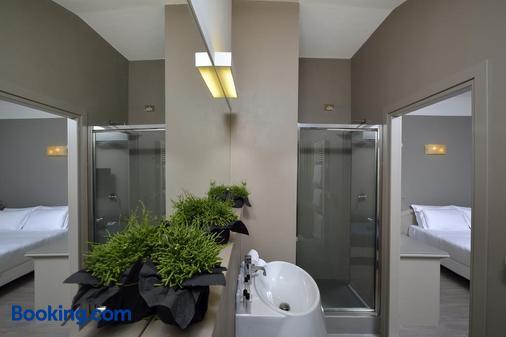 Hotel Metropolitan - Bologna - Bathroom