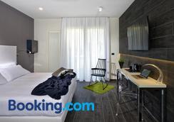 Hotel Metropolitan - Bologna - Bedroom
