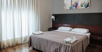 Tucuman Palace Hotel - בואנוס איירס - חדר שינה