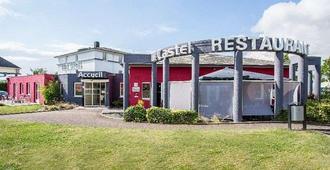 Brit Hotel Rennes - Le Castel - Rennes - Building