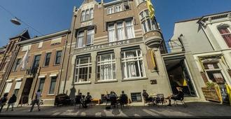 Hostel Roots - Tilburgo - Edificio