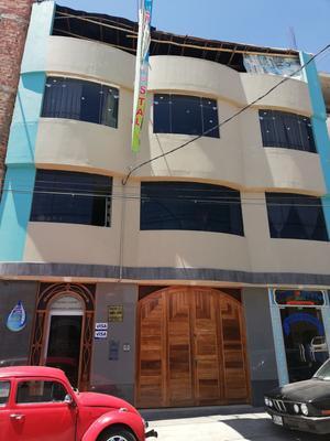 Sauna Spa Yaku Hostal - Cajamarca - Building