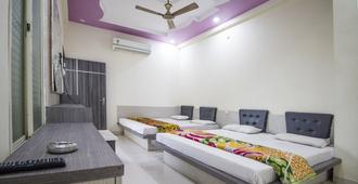 Hotel Mj - Ujjain - Bedroom