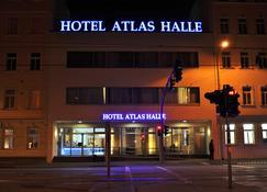 Hotel Atlas Halle - Halle an der Saale - Edifício