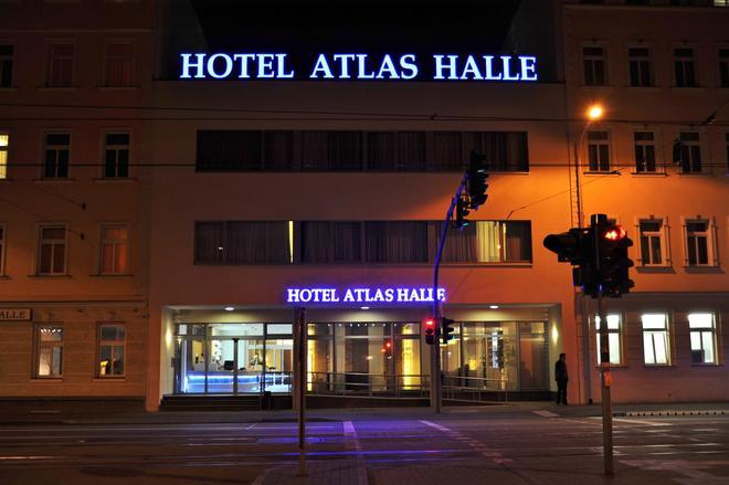 Hotel Atlas Halle - Halle - Κτίριο