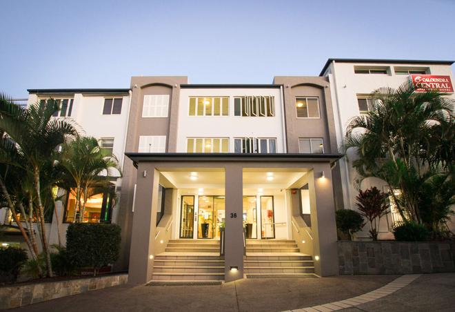 Caloundra Central Apartment Hotel - Caloundra - Κτίριο