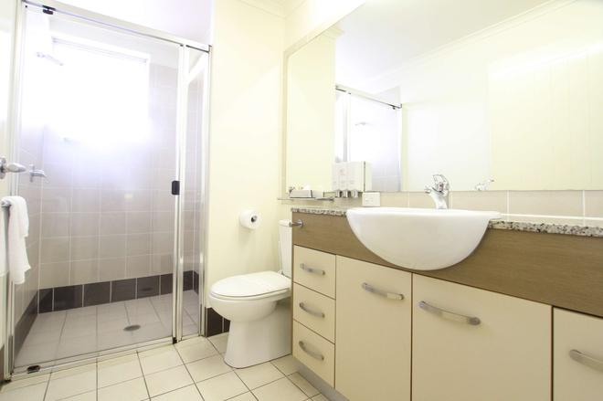 Caloundra Central Apartment Hotel - Caloundra - Μπάνιο
