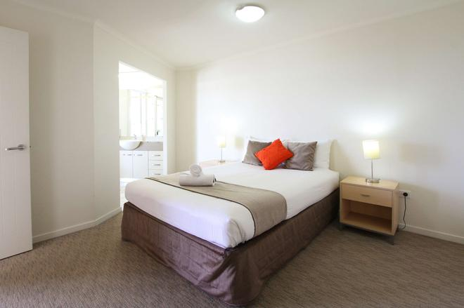 Caloundra Central Apartment Hotel - Caloundra - Κρεβατοκάμαρα