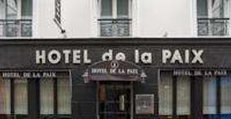 Hotel de la Paix - París - Edificio