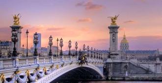 Hotel de la Paix - Paris - Utsikt