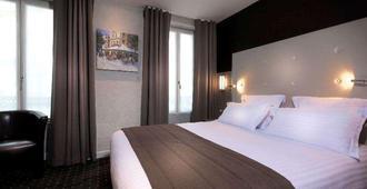 Hotel de la Paix - Παρίσι - Κρεβατοκάμαρα