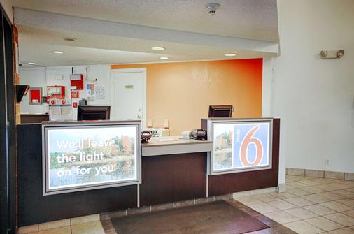 Motel 6 Albany Ny - Albany - Front desk