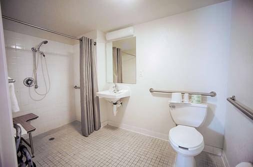 Motel 6 Albany Ny - Albany - Bathroom