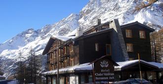 Hotel Chalet Valdotain - Breuil-Cervinia - Building