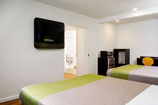 Motel 6 Modesto - Downtown - Modesto - Makuuhuone