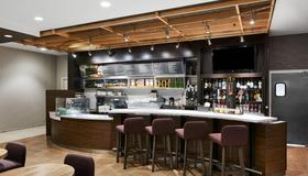 Courtyard by Marriott Newark Downtown - Newark - Bar